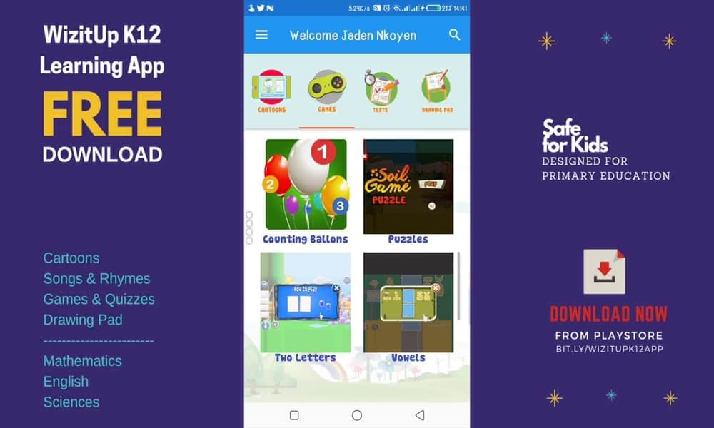 CFA Feature: WizitUp K12 Learning App, a New Entrant for Digital Natives